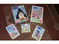 Bundle job lot Peppa Pig jigsaws & puzzles
