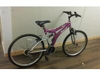 Ladies Mountain Bike. - Good condition - Delivery availsble