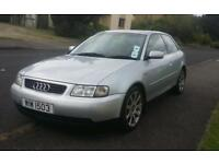Audi a3 motd to February next year £330 ono