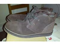 Brown Armenia boots size 9.5