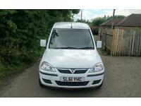 Vauxhall Combo 1700 SE ECOFLEX,1 Previous owner,33,000 Miles Just serviced,1 YEARS MOT,Worth viewing