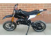 Mini Dirt Bike 701 50cc pull start2014,2 stroke