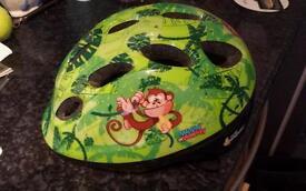 Kids cycle helmet