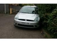 Ford fiesta 1.4 zetec flame spares or repair