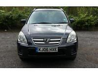 2006 Honda crv 2.0 i-vtec executive manual 5dr fully loaded top spec