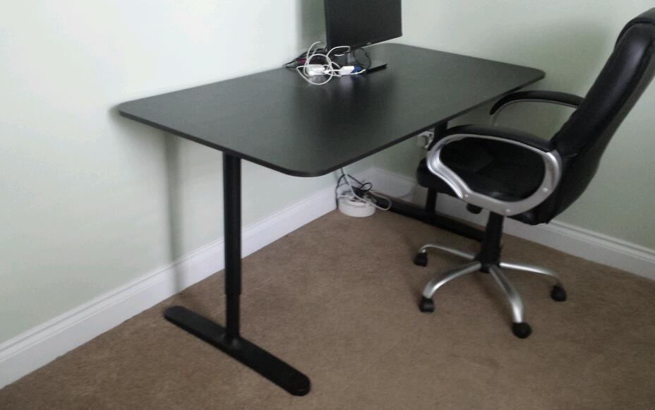 Bekant Ikea Desk In Windsor Berkshire Gumtree