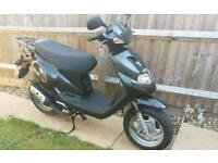 2010 reg 50cc Moped for sale spares/repairs