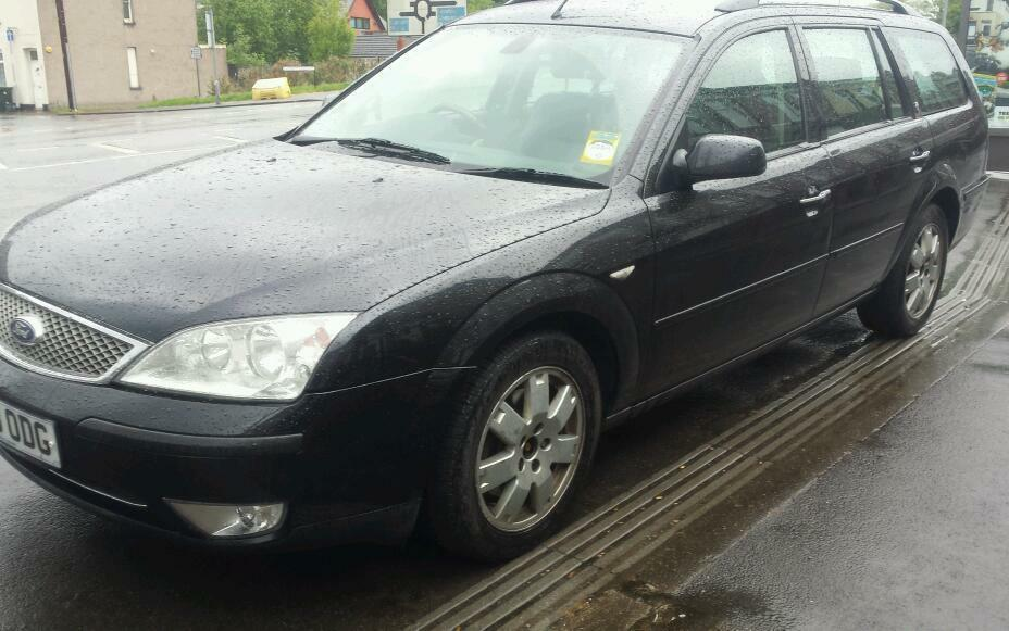 2003 ford mondeo ghia x automatic auto estate in newport gumtree. Black Bedroom Furniture Sets. Home Design Ideas