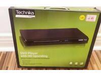 New technika DVD player