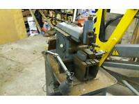 "Boxford 8"" shaping machine"