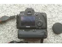 EOS 6D Digital SLR Camera Full Frame Body with boule battery