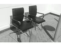 ** High Quality Professional Real Leather Office Chairs **