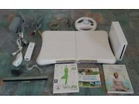 Nintendo Wii in good working condition for good price