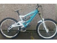 Yeti 303 RDH Downhill bike