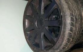 19 inch alloys multi fit