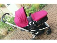 Mamas and papas xpedior pram/pushchair