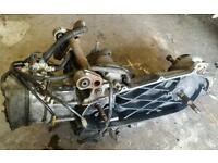 Honda 125cc engine will fit NES PS DYLAN