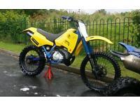 Suzuki rm125 2 stroke **Spares or Repair**