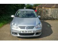 Volkswagen Golf GT TDI, Two Owners, 110,000 Miles, Service history, MOT 11/4/17, Worth viewing.