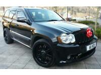 Jeep Grand Cherokee. Startech SRT
