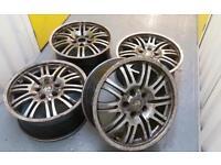 BMW M3 Style 18x8.5J alloy wheels 5x120 BMW Transporter Vivaro Insignia