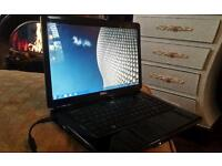 Dell Dual core 3gb Ram 250Gb Hdd 15.6Led with webcam