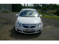 Vauxhall Corsa CDTI, 1 Owner from new, 119,000 Miles,Full service history, MOT 5/4/17,Worth viewing