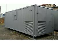 24ft x 10ft Welfare Unit Portable Office Shipping Container Site Office Portable Cabin Building