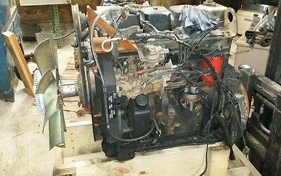 - CUMMINS 4BT 3.9 TURBO DIESEL ENGINE w/ ford manual kit FREE SHIPPING!