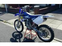 Yz 125 07 immaculate condition very little use£2200 ovno