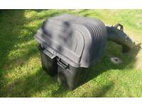 Husquvarna Ride On Lawn Mower Grass Collection System