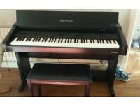 DIGITAL ENSEMBLE ELECTRIC PIANO TECHNIQUES