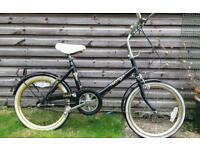 Vintage 20 inch ladies bike