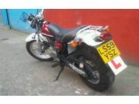 Suzuki van van 125cc