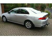 Honda Accord 2008 for sale, swap or part exchange for Automatic car(small engine).