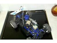 Kyosho mp7.5 rc buggy