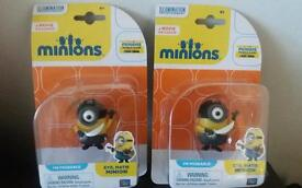 Collector toy minions