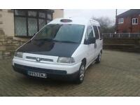 PEUGEOT PARTNER TAXI E7 1.9TDI WHITE 04 REG 191K VERY GOOD CONIDTION MUST SEE TAXI