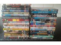 39 dvd films. Job lot