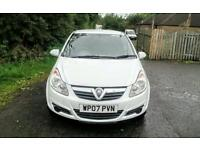 NO VAT. Vauxhall Corsa CDTI, 1 Owner, 85,000 Miles, Full Service History, MOT 28/8/17, Worth Viewing
