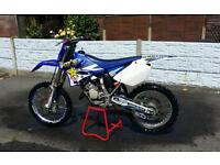 YAMAHA YZ 125 07 IMMACULATE CONDITION VERY LITTLE USE PX WELCOME