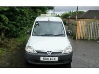 Vauxhall Combo 1.7 CDTI 16V, 1 Owner from new, 121,000 Miles, MOT 27/6/17,Worth a view, Great driver