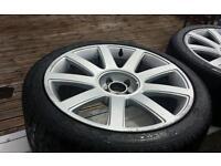 Audi/vw alloys