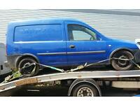 Vauxhall combo non runner