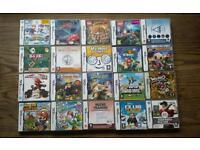 25 DS Lite Games excellent condition