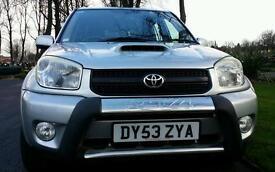 Toyota Rav4 2 L desel