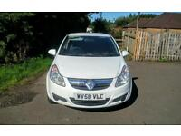 Vauxhall Corsa CDTI, 1 Owner from new, 74,000 Miles, Full service history, MOT 23/2/17.Worth viewing