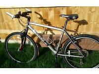 Marin bear valley mountain bike with front suspension