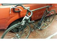 Gents classic vintage retro race bike