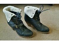 Dune Ladies Boots